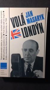 náhled knihy - Volá Londýn