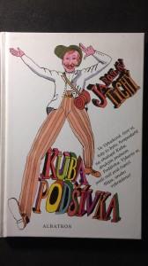 náhled knihy - Kuba podšívka