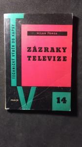 náhled knihy - Zázraky televize