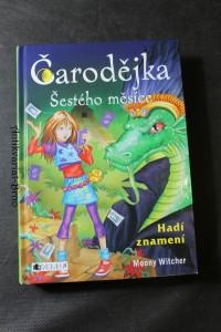 náhled knihy - Čarodějka Šestého měsíce. Hadí znamení