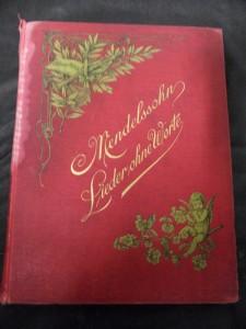 náhled knihy - Mendelssohn : Lieder ohne Worte