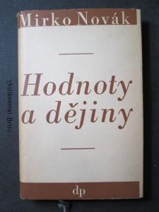 náhled knihy - Hodnoty a dějiny