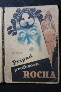 náhled knihy - Případ profesora Rocha : detektivní povídka