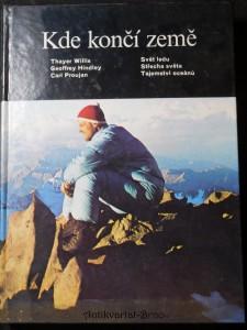 náhled knihy - Kde končí země