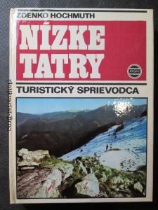 náhled knihy - Nízké Tatry. Turistický sprievodca
