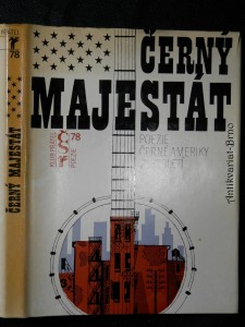 náhled knihy - Černý majestát : poezie černé Ameriky 20. století