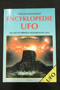 náhled knihy - Encyklopedie UFO : Skutečné případy pozorování UFO