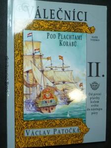 náhled knihy - Válečníci pod plachtami korábů II. díl