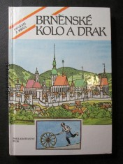 náhled knihy - Brněnské kolo a drak