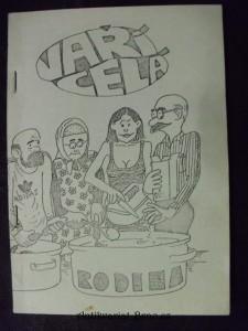 náhled knihy - Vaří Celá Rodina