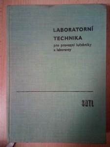 náhled knihy - Laboratorní technika : Pro provozní lučebníky a laboranty