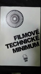 náhled knihy - Filmové technické minimum