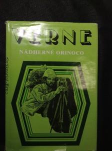 náhled knihy - Nádherné Orinoco
