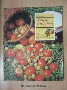 náhled knihy - Jablka, ořechy, med