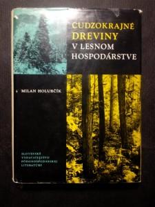 náhled knihy - Cudzokrajné dreviny v lesnom hospodárstve