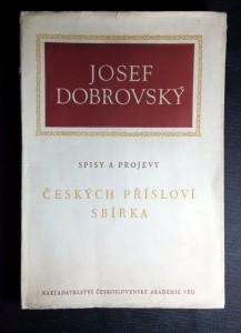 náhled knihy - Českých přísloví sbírka