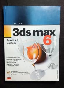 náhled knihy - 3ds max 6 : praktické postupy