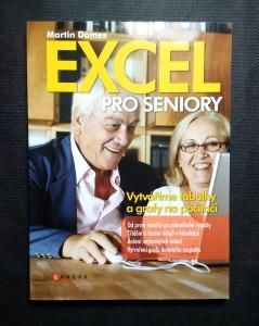 náhled knihy - Excel pro seniory : vytváříme tabulky a grafy na počítači