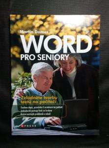 náhled knihy - Word pro seniory : zvládněte tvorbu textů na počítači