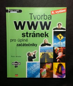 náhled knihy - Tvorba WWW stránek pro úplné začátečníky