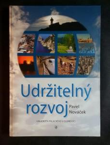 náhled knihy - Udržitelný rozvoj