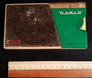 náhled knihy - Tranzistorove radio Tesla Doris, Tranzistor 6