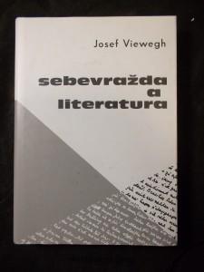 náhled knihy - Sebevražda a literatura