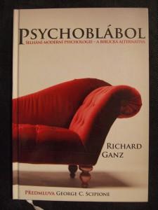 náhled knihy - Psychoblábol : Selhání moderní psychologie - A Biblická alternativa
