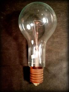 náhled knihy - Velká žárovka