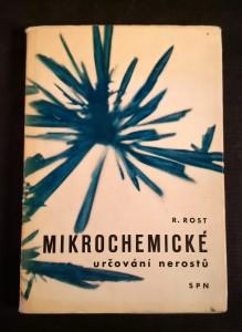 náhled knihy - Mikrochemické určování nerostů