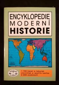 náhled knihy - Encyklopedie moderní historie