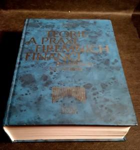 náhled knihy - Teorie a praxe firemních financí