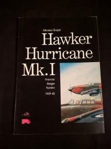 náhled knihy - Hawker, Hurricane Mk.I : Francie, Belgie, Norsko 1939-40