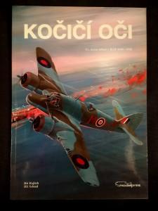 náhled knihy - Kočičí oči : čs. noční stíhači v RAF 1940-1945