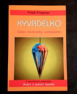 náhled knihy - Kyvadélko - cesta intuitivního uzdravování