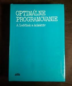 náhled knihy - Optimálne programovanie