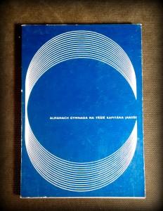 náhled knihy - Almanach gymnasia na třídě kapitána Jaroše v Brně 1972