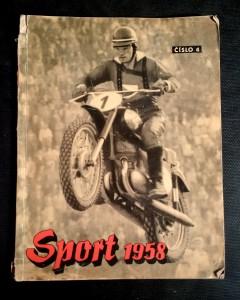 náhled knihy - Sport 1958