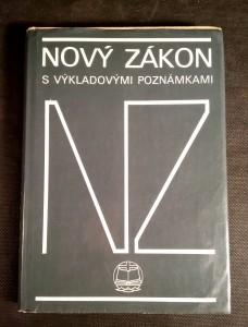 náhled knihy - Nový zákon s výkladovými poznámkami : český ekumenický překlad