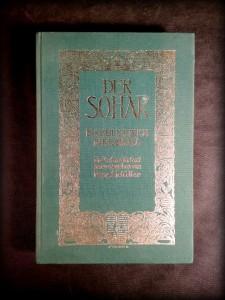 náhled knihy - Der Sohar : Das Heilige Buch der Kabbala : Nach dem Urtext herausgegeben von Ernst Müller