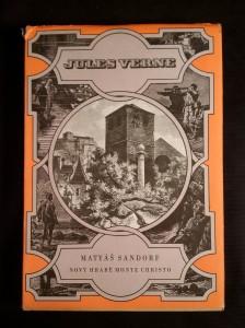 náhled knihy - Matyáš Sandorf (Nový hrabě Monte Christo)