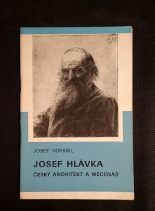 náhled knihy - Josef Hlávka: český architekt a mecenáš
