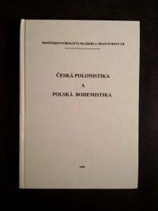 náhled knihy - Česká polonistika a polská bohemistika
