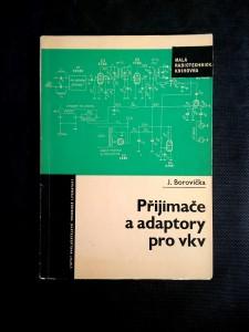 náhled knihy - Přijímače a adaptory pro vkv