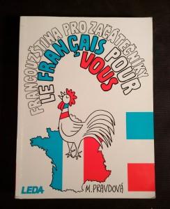 náhled knihy - Francouzština pro začátečníky - Le Français pour vous