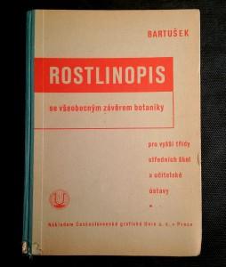 náhled knihy - Rostlinopis se všeobecným závěrem botaniky