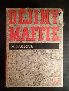 náhled knihy - Dějiny Maffie: Díl I. - Ve znaku persekuce