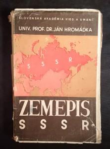 náhled knihy - Zemepis SSSR