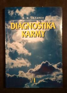 náhled knihy - Diagnostika karmy. Kniha první - Soustava autoregulace pole