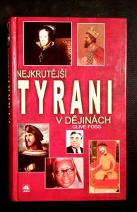 náhled knihy - Nejkrutější tyrani v dějinách